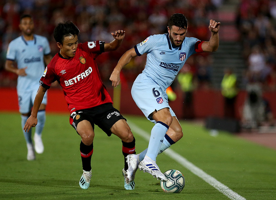 Temporada 19/20 | Mallorca - Atleti | Koke