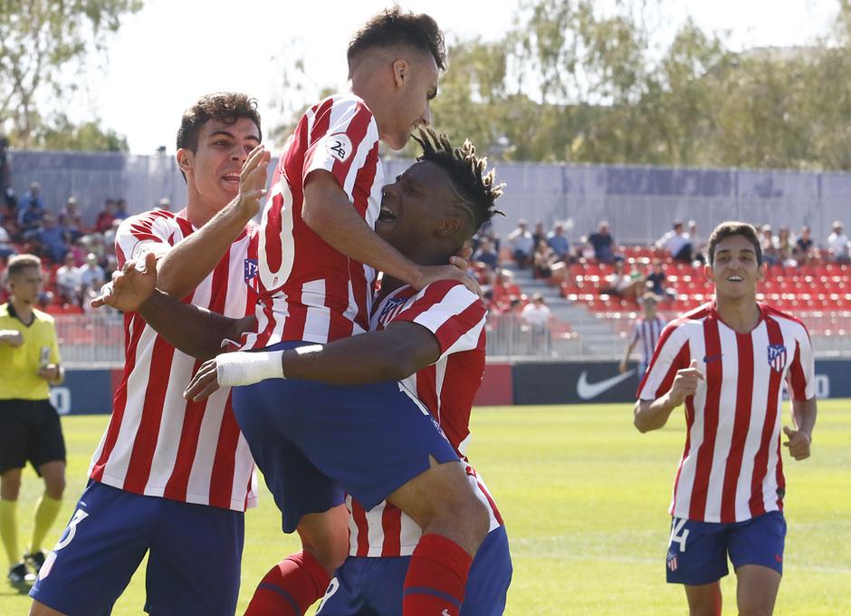 Temp 19/20 | Atlético de Madrid B - UD Sanse | Piña