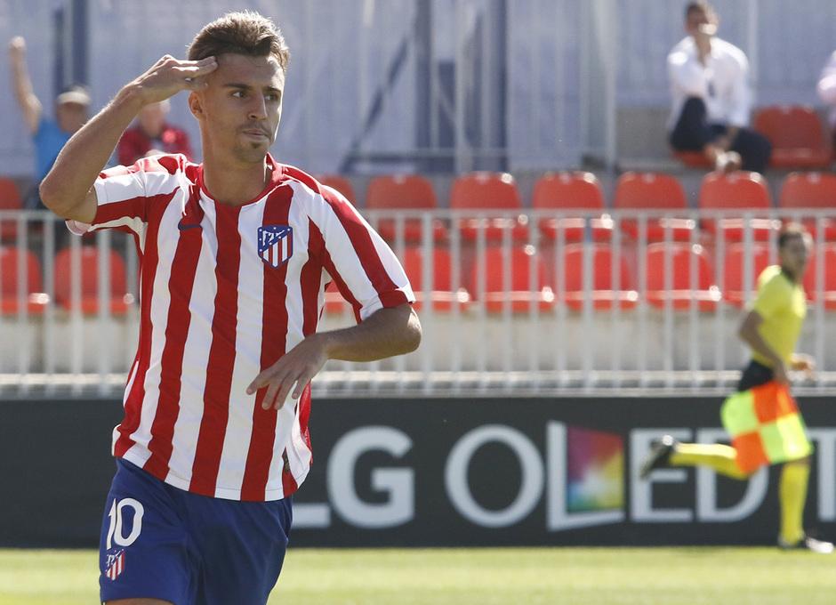 Temp 19/20 | Atlético de Madrid B - UD Sanse | Óscar Clemente