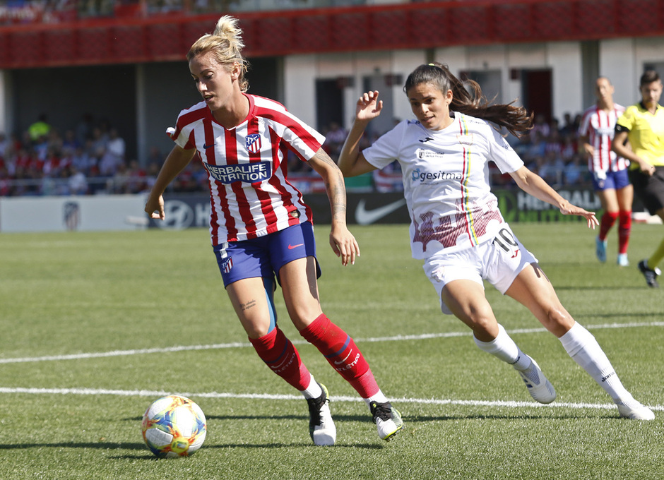 Temporada 19/20 | Atlético de Madrid Femenino - EDF Logroño | Sosa