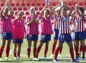 Temporada 19/20 | Atlético de Madrid Femenino - EDF Logroño | Afición