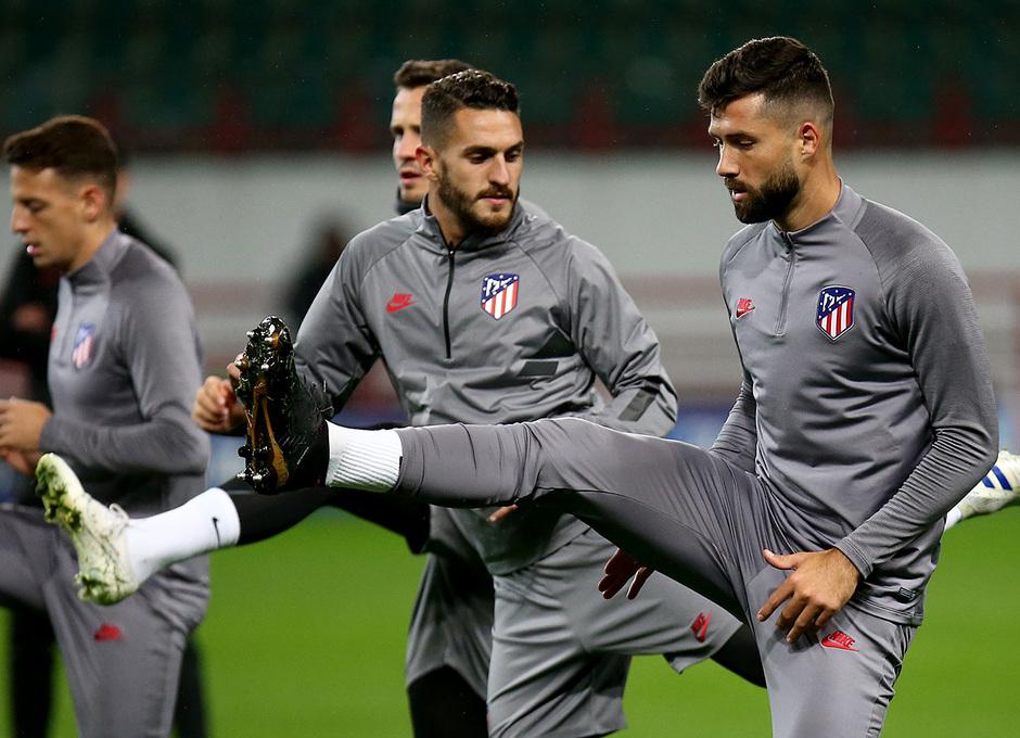 Temp. 2019/20 | Lokomotiv - Atleti | Koke y Felipe
