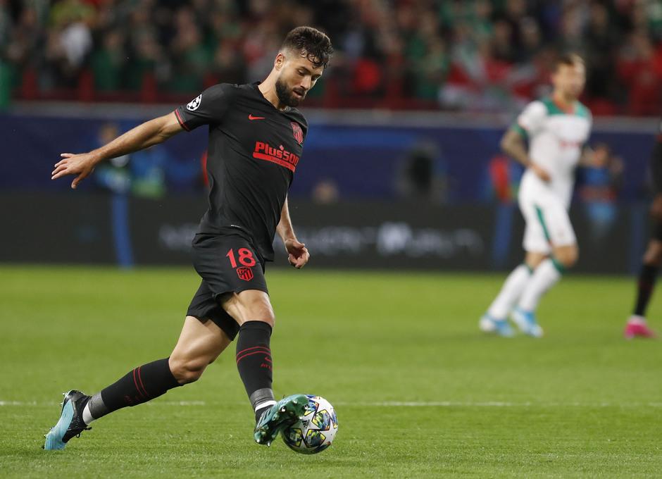Temp 2019-20 | Champions League | Lokomotiv - Atlético de Madrid | Felipe