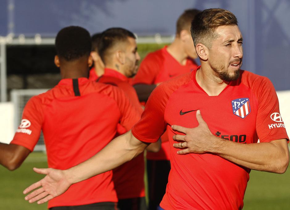 Temporada 19/20 | Entrenamiento del primer equipo | Herrera