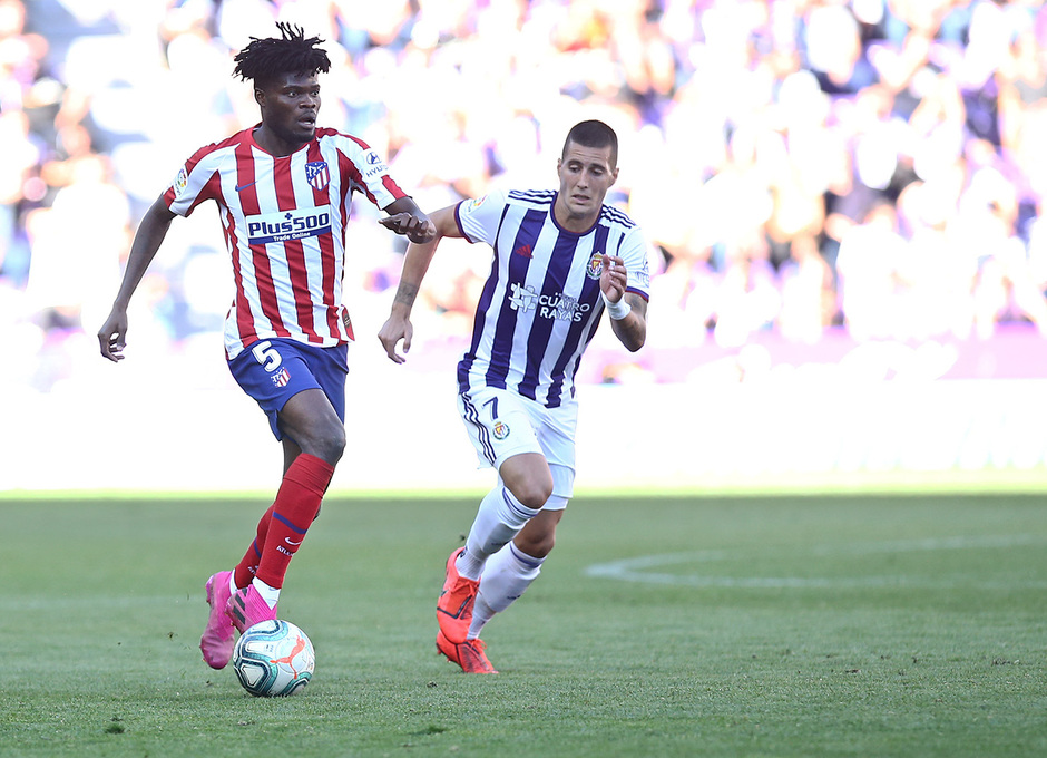 Temp 2019-20 | Real Valladolid - Atlético de Madrid | Thomas