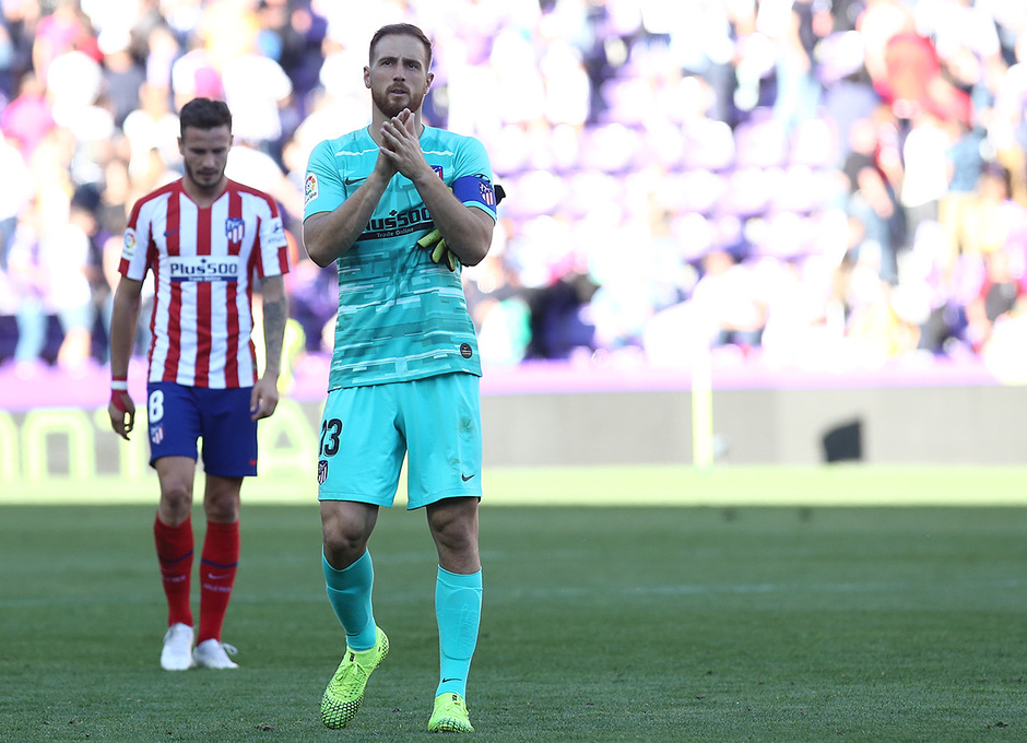 Temp 2019-20 | Real Valladolid - Atlético de Madrid | Oblak