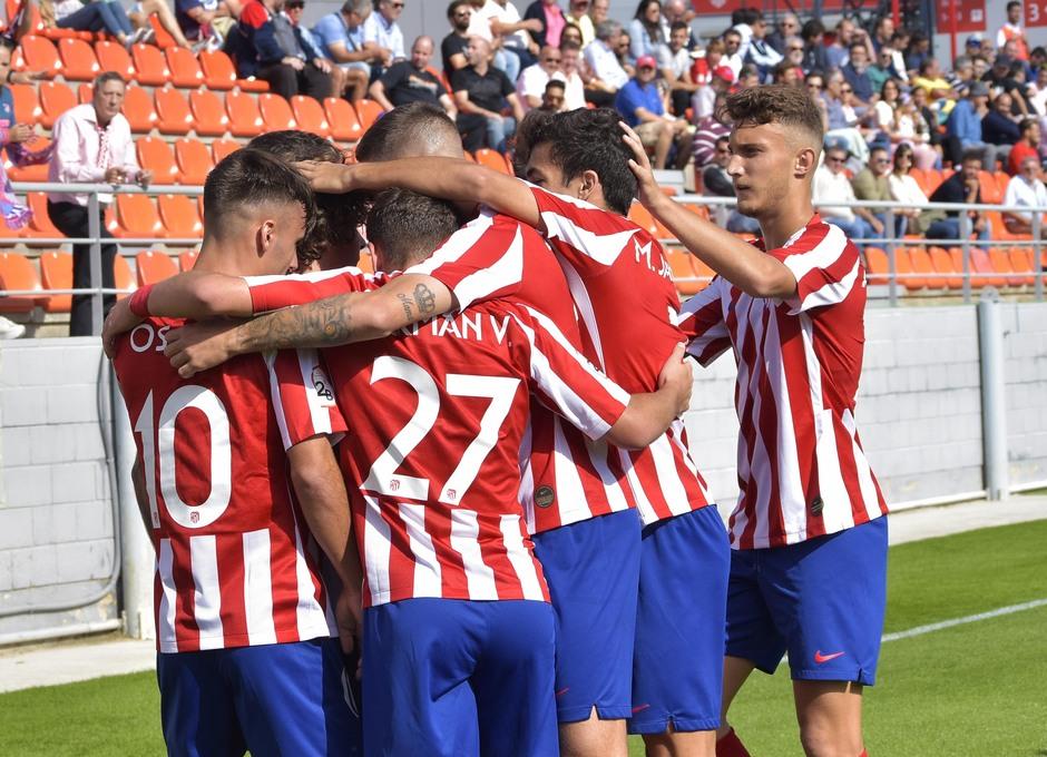 Temporada 19/20 | Atlético de Madrid B - Coruxo | Gol