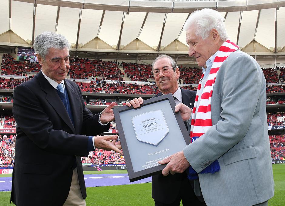 Temp. 19-20 | Atlético de Madrid - Valencia | Jorge Griffa