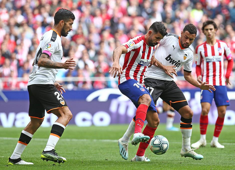 Temp. 19-20 | Atlético de Madrid - Valencia | Costa