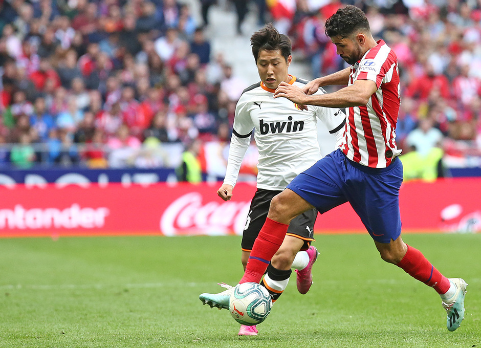 Temp. 19-20 | Atlético de Madrid - Valencia | Arias