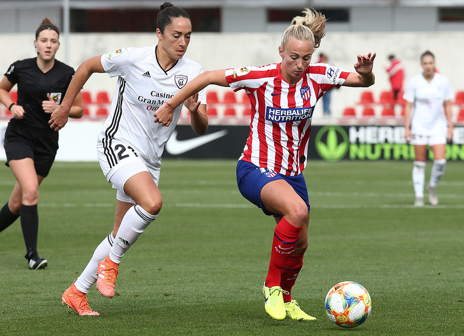 Temp. 19-20 | Atlético de Madrid Femenino - Madrid CFF | Duggan