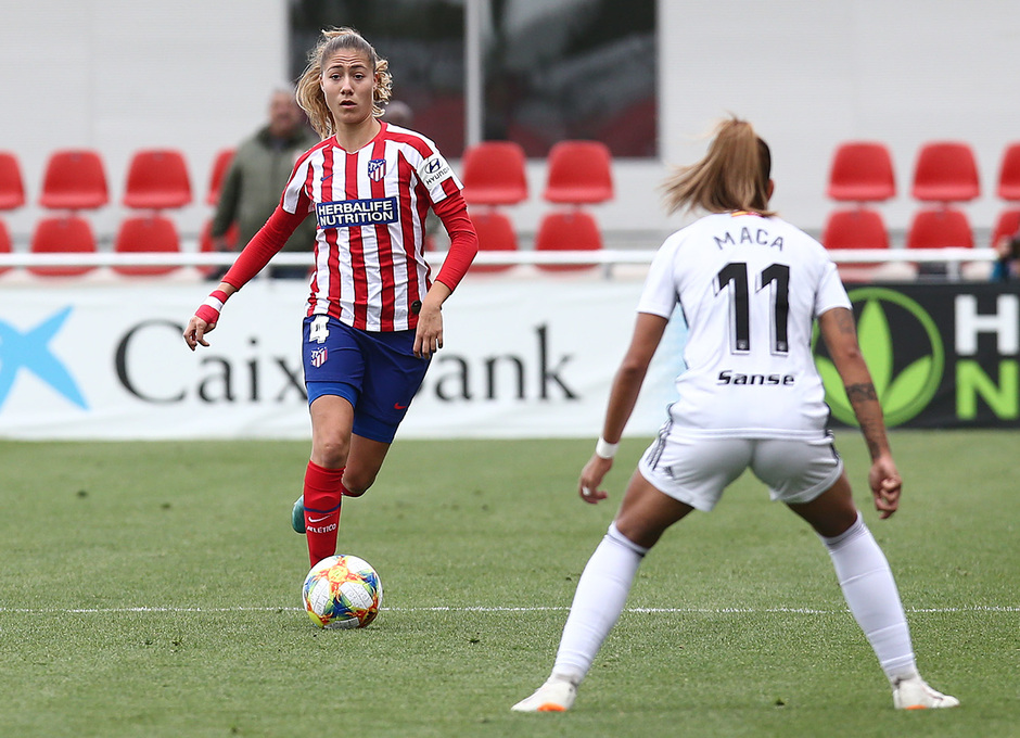 Temp. 19-20 | Atlético de Madrid Femenino - Madrid CFF | Laia