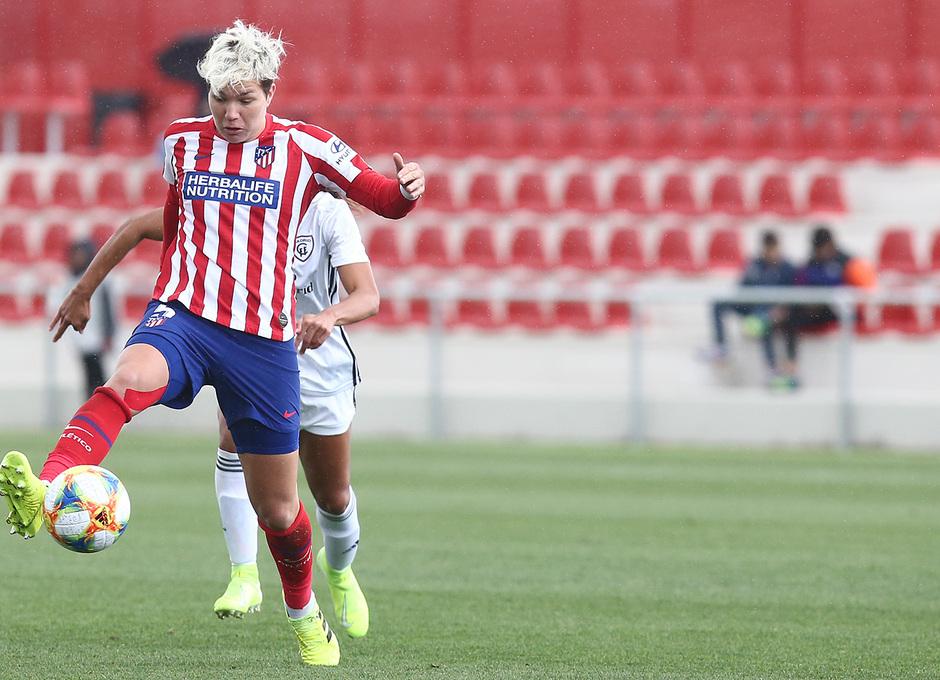 Temp. 19-20 | Atlético de Madrid Femenino - Madrid CFF | Linari