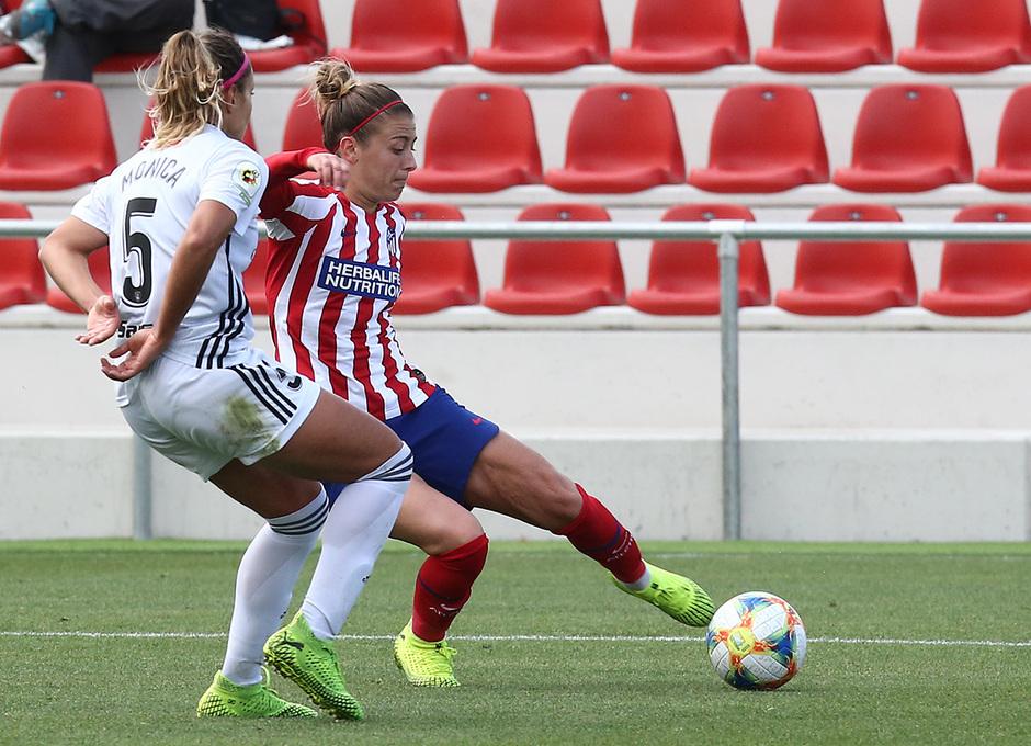 Temp. 19-20 | Atlético de Madrid Femenino - Madrid CFF | Menayo