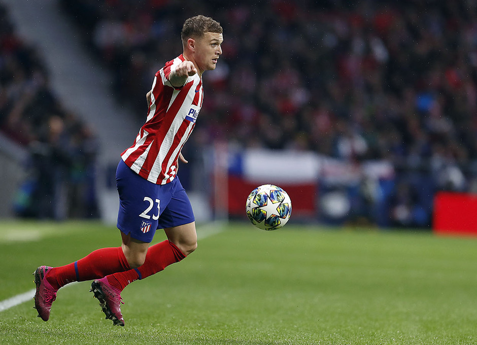 Temp. 19-20 | Atlético de Madrid - Bayer Leverkusen | Trippier