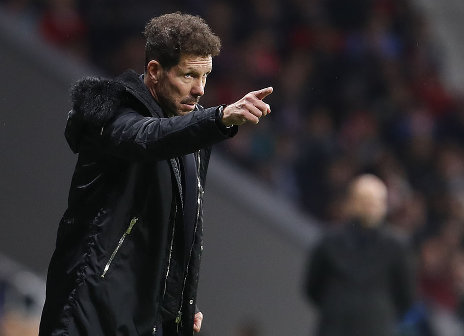 Temp. 19-20 | Atlético de Madrid - Bayer Leverkusen | Simeone