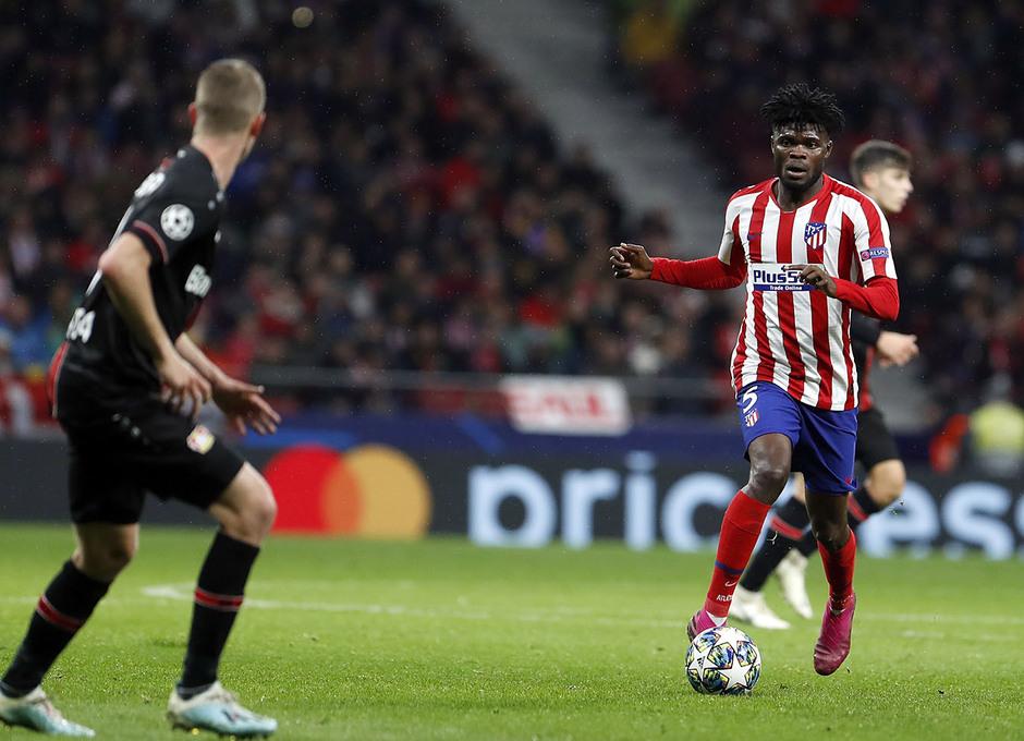 Temp. 19-20 | Atlético de Madrid - Bayer Leverkusen | Thomas