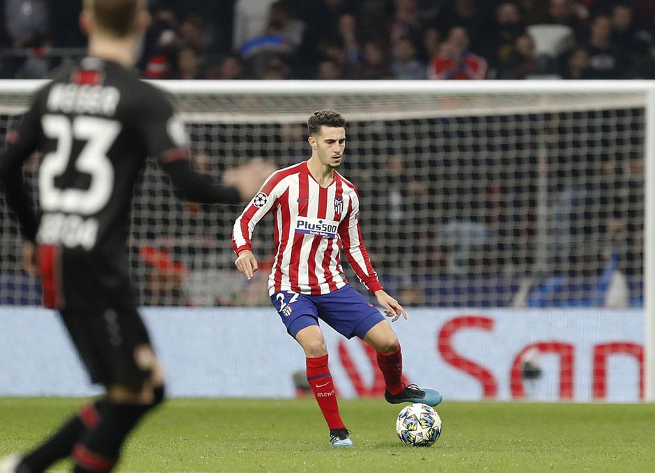 Temp. 19-20 | Atlético de Madrid - Bayer Leverkusen | Hermoso