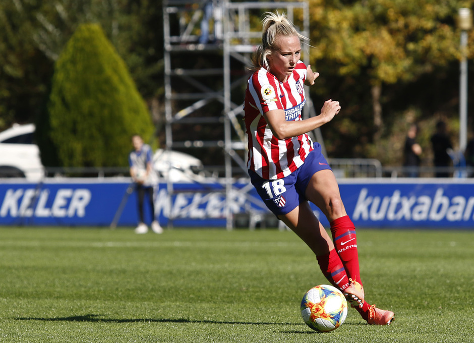Temp. 19-20 | Real Sociedad - Atlético de Madrid Femenino | Toni Duggan
