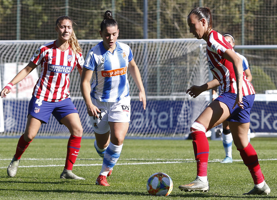 Temp. 19-20 | Real Sociedad - Atlético de Madrid Femenino | Virginia