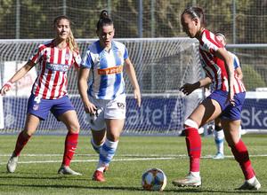 Temp. 19-20 | Real Sociedad - Atlético de Madrid Femenino | Virginia