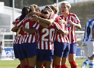Temp. 19-20 | Real Sociedad - Atlético de Madrid Femenino | Celebración