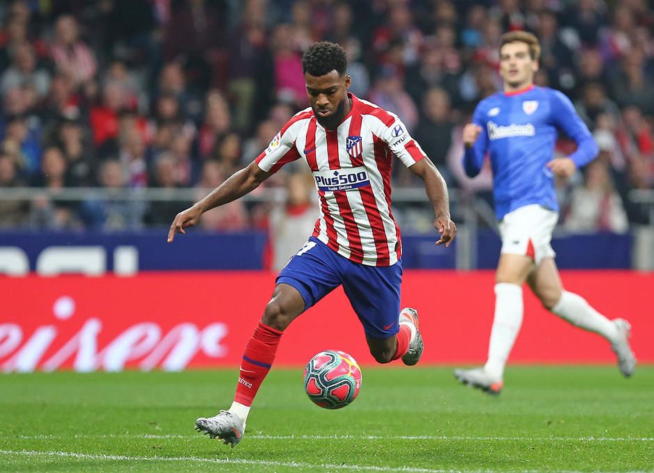 Temp. 19-20 | Atlético de Madrid - Athletic Club | Lemar