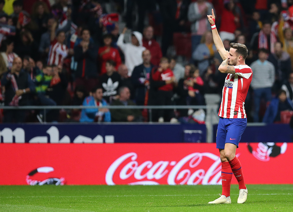 Temp. 19-20 | Atlético de Madrid - Athletic Club | Saúl