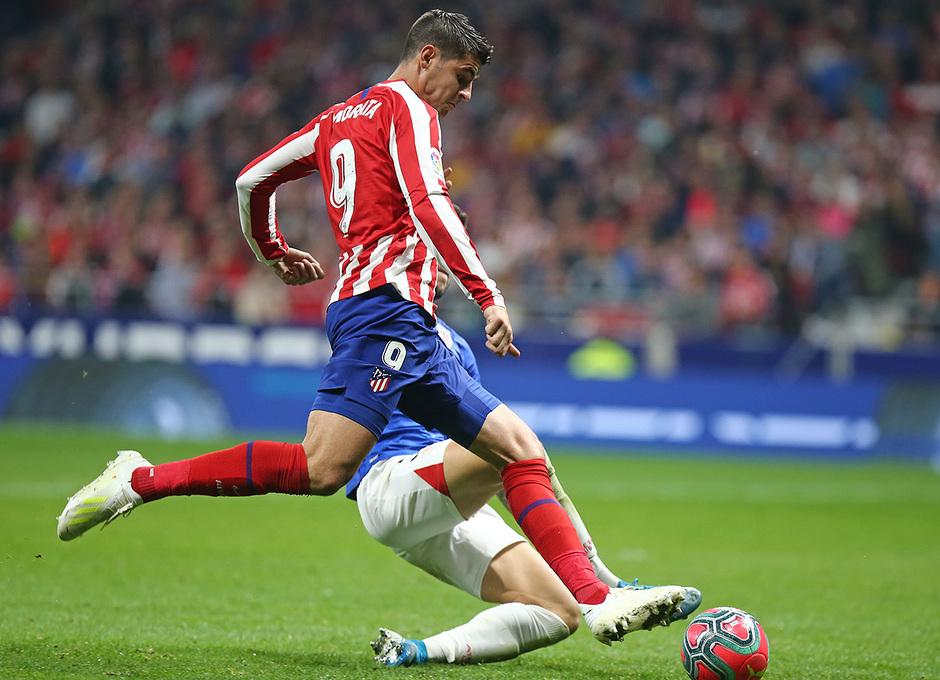 Temp. 19-20 | Atlético de Madrid - Athletic Club | Morata