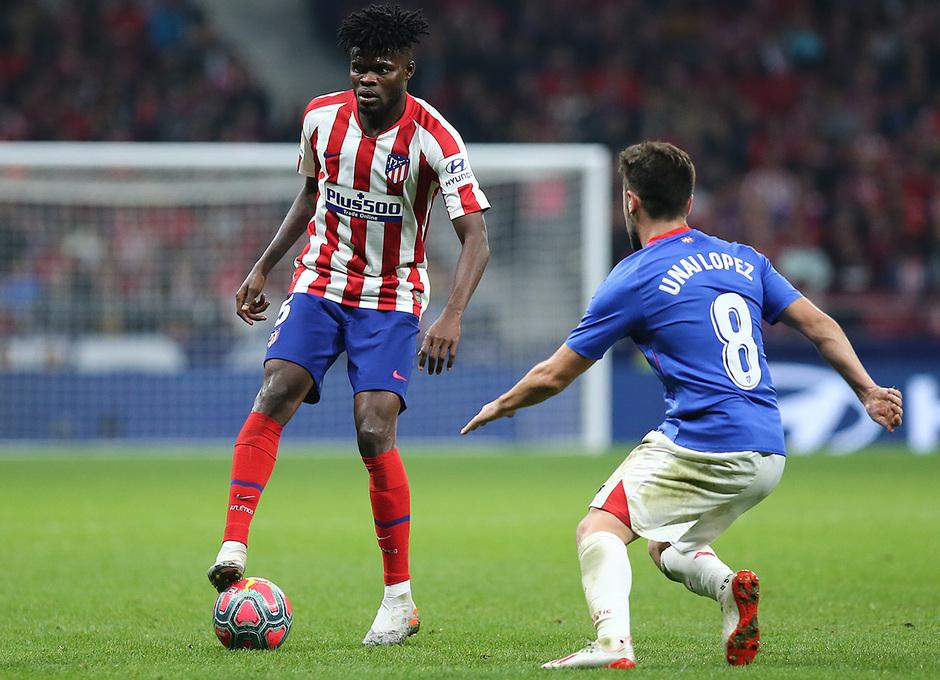 Temp. 19-20 | Atlético de Madrid - Athletic Club | Thomas