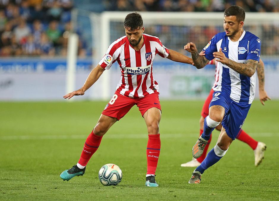 Temp. 19-20   Alavés-Atlético de Madrid   Felipe