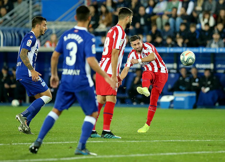 Temp. 19-20   Alavés-Atlético de Madrid   Herrera