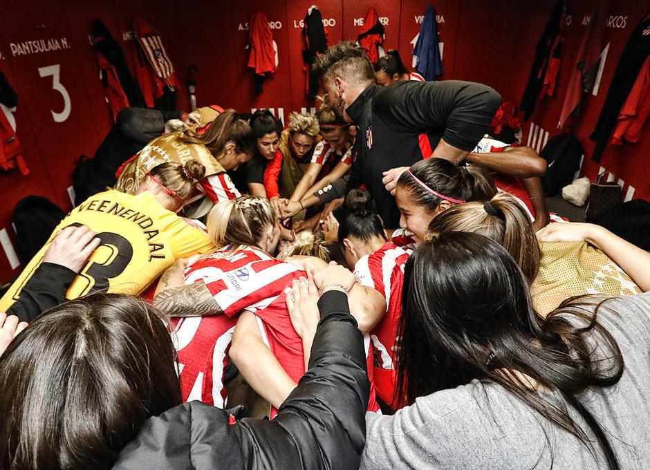 Temporada 19/20   La Otra Mirada   Atlético Femenino - Manchester City  