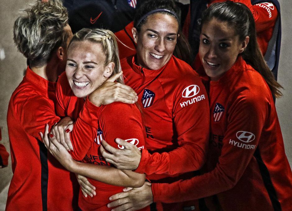 Temporada 19/20   La Otra Mirada   Atlético Femenino - Manchester City   Duggan
