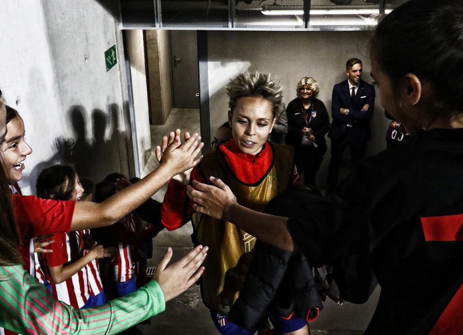Temporada 19/20 | La Otra Mirada | Atlético Femenino - Manchester City | Amanda
