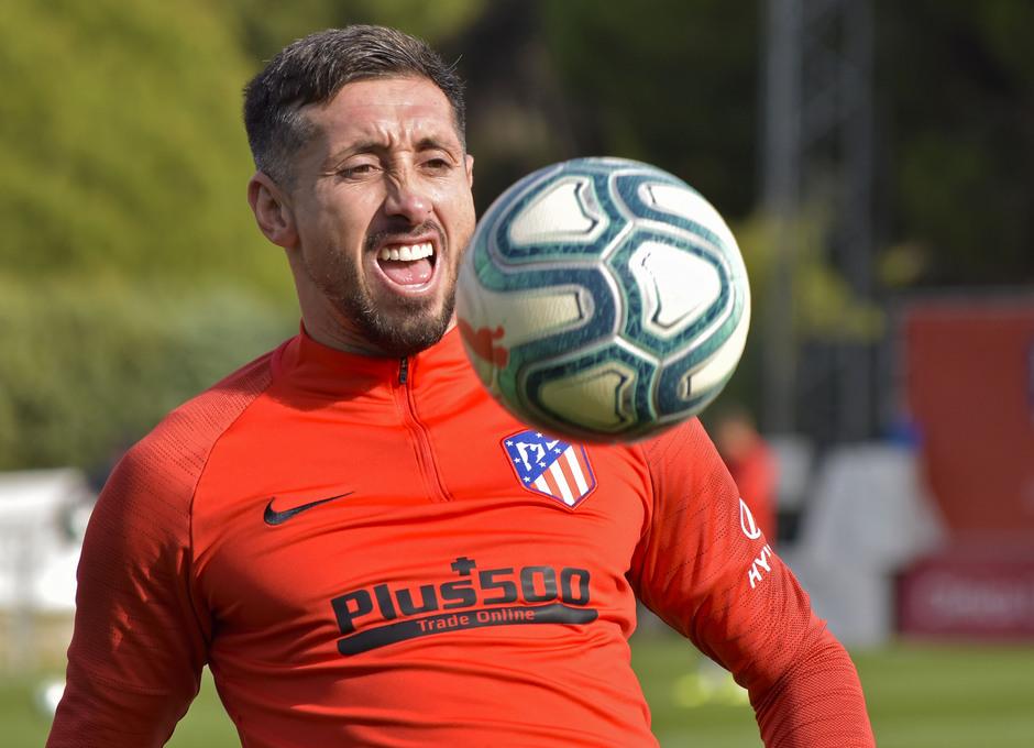 Temp. 19-20 | entrenamiento  primer equipo. 01/11/2019. Herrera