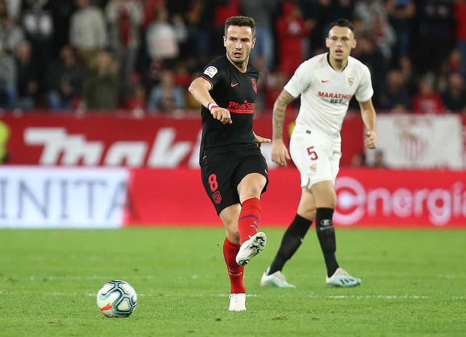 Temp. 19-20 | Sevilla - Atlético de Madrid | Saúl