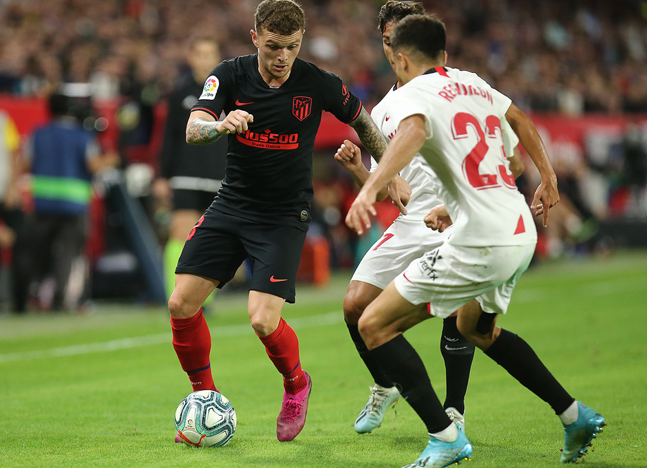 Temp. 19-20 | Sevilla - Atlético de Madrid | Trippier