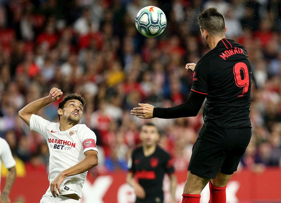 Temp. 19-20 | Sevilla - Atlético de Madrid | Morata