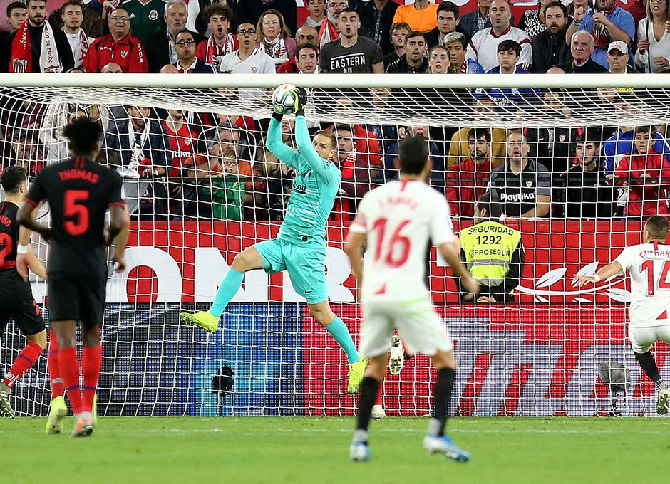 Temp. 19-20 | Sevilla - Atlético de Madrid | Oblak