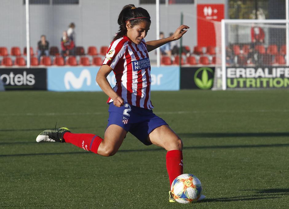Temporada 19/20   Atlético de Madrid Femenino - Deportivo Abanca   Kenti Robles