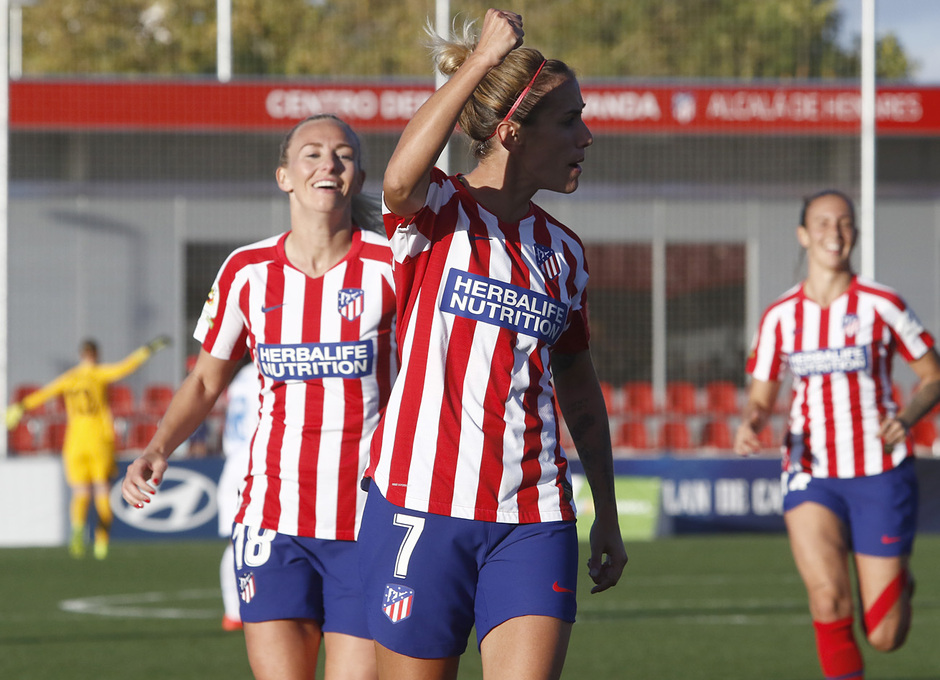 Temporada 19/20   Atlético de Madrid Femenino - Deportivo Abanca   Sosa