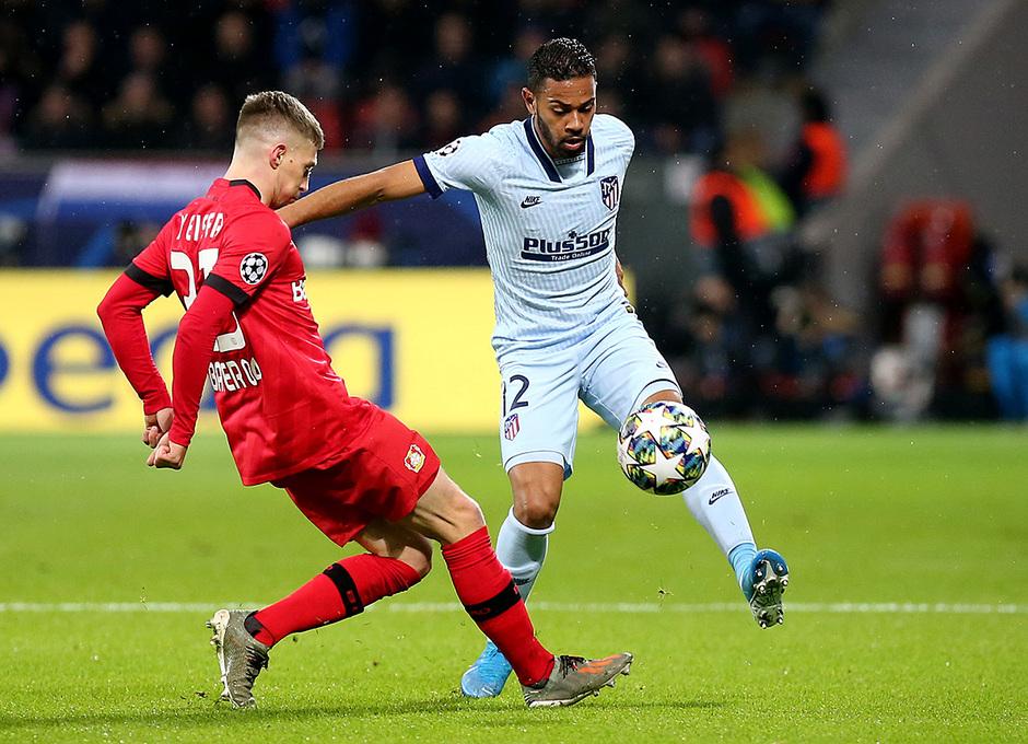 Temp. 19/20 | Bayer Leverkusen-Atlético de Madrid | Lodi
