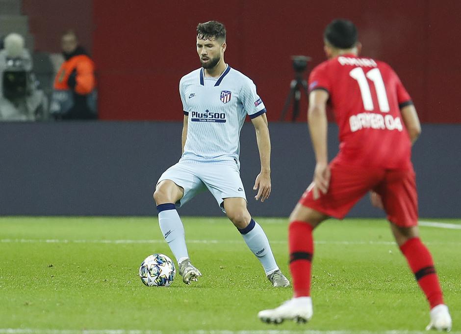 Temp. 19/20 | Bayer Leverkusen-Atlético de Madrid | Felipe