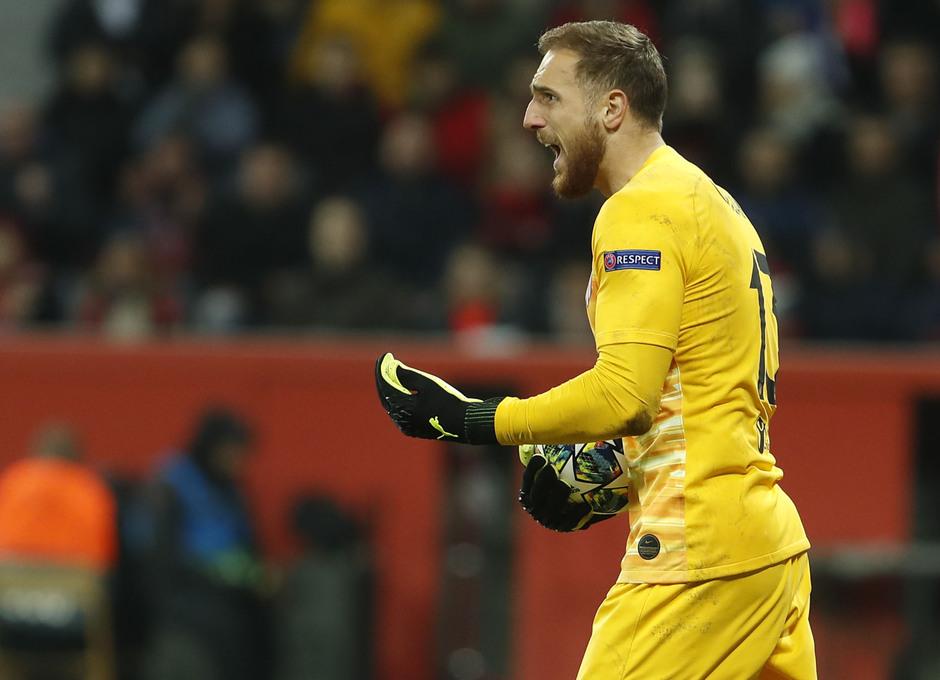 Temp. 19/20 | Bayer Leverkusen-Atlético de Madrid | Oblak