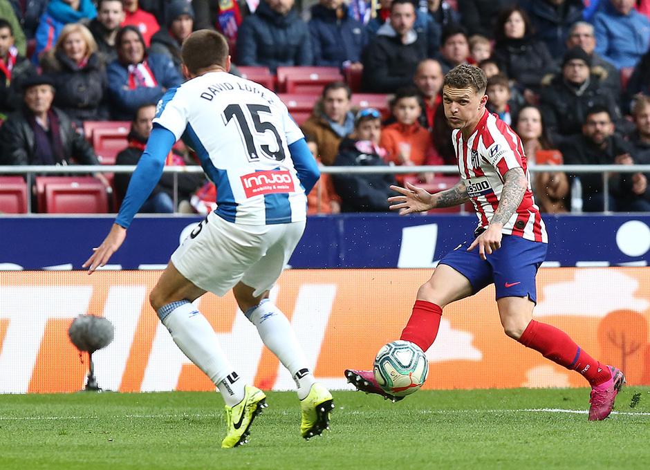 Temporada 19/20 | Atlético-Espanyol | Trippier
