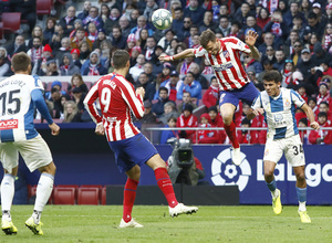 Temporada 19/20 | Atlético-Espanyol | Saúl