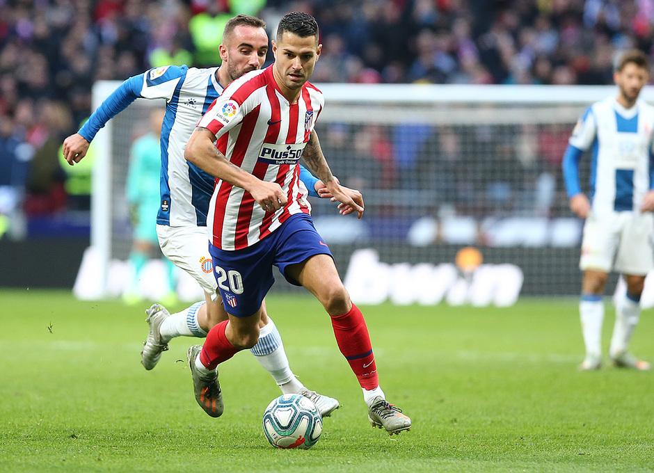 Temporada 19/20 | Atlético-Espanyol | Vitolo
