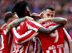 Temporada 19/20 | Atlético-Espanyol | Gol