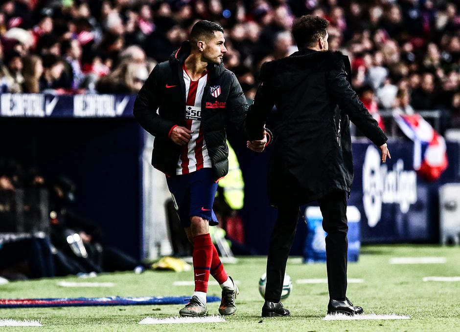 Temporada 19/20 | Atlético - Espanyol | La otra mirada | Simeone y Vitolo